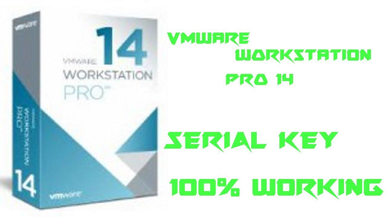 VMware Workstation Pro 14.1.1 Build 7528167 License Key ...