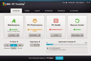 AVG PC TuneUp 16.77.3.23060 Crack & Product Key Full Free Download