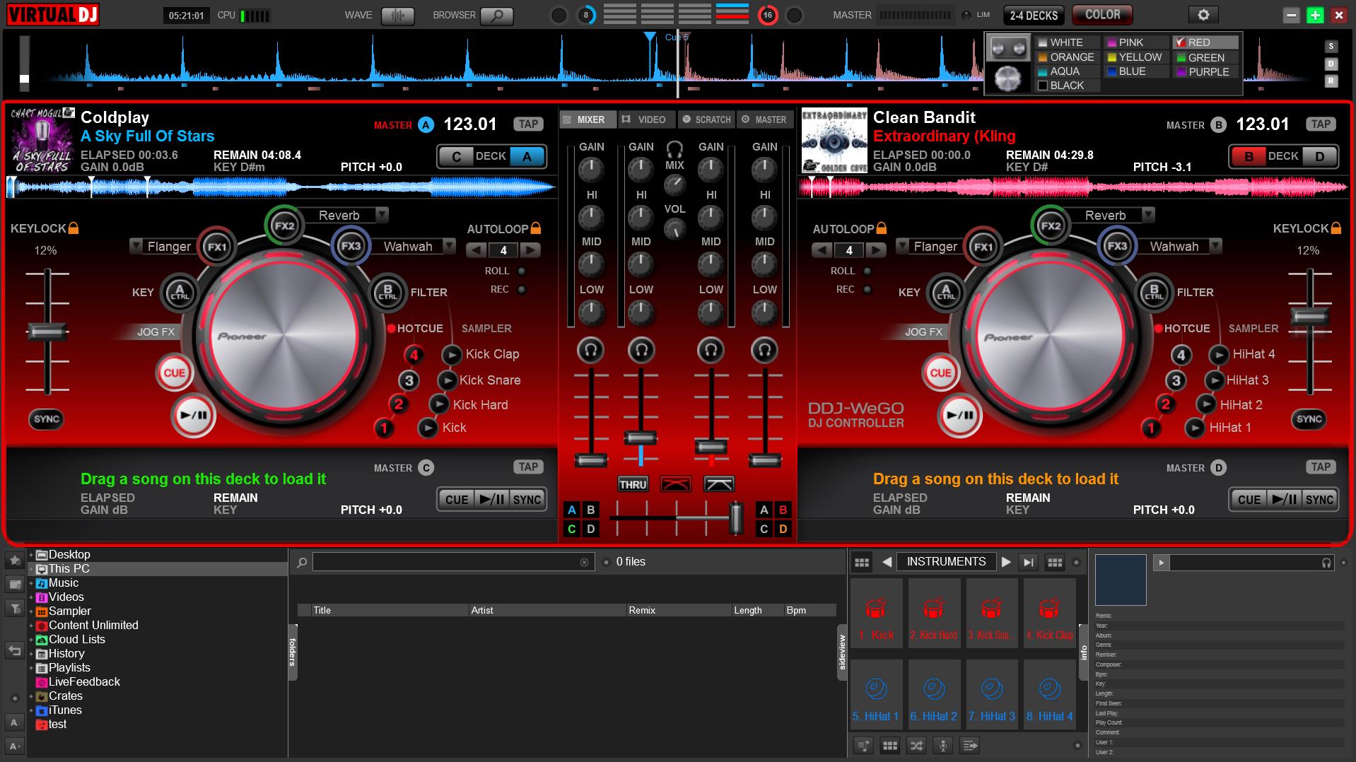 virtual dj 2018 crack free download