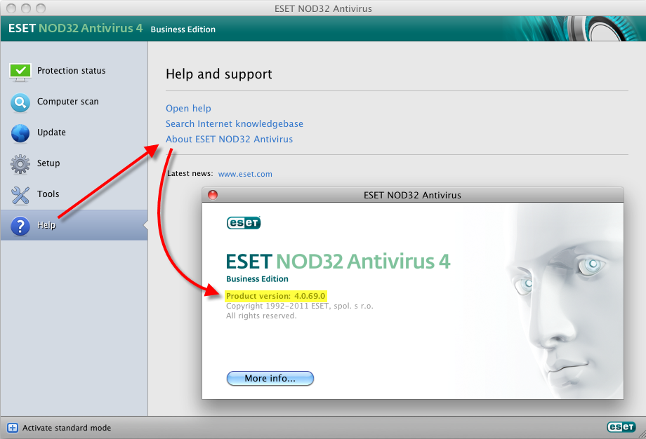 Eset Nod32 Antivirus 11 0 159 5 License Key 2018 Crack