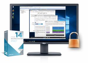 VMware Workstation Pro 14.1.1 Build 7528167 License Key & Crack