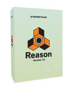Reason 10.0.2 Crack & Key Free Download [Upgrade]