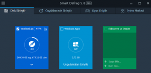 IObit Smart Defrag Pro 5.8.5.1285 Crack | Serial Key |  License Key