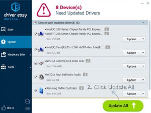 Driver Easy Pro 5.6.0 Crack With Lifetime Serial Key Free Download