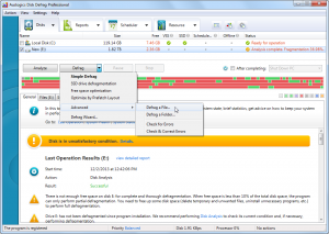Auslogics Disk Defrag Pro 4.9.0.0 Crack & Key Portable Free Download