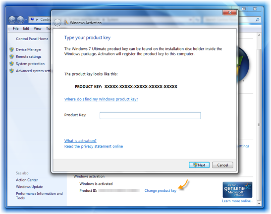 Windows 7 Premium Product Key Generator for Free 2020 Free Download
