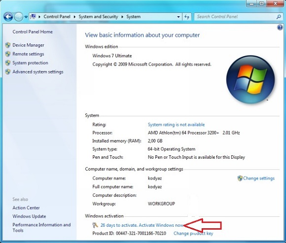 Windows 7 Premium Product Key Generator for Free 2020 Free Download