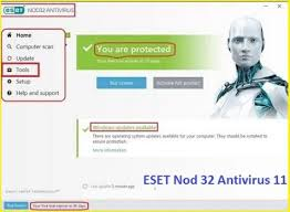 ESET NOD32 Antivirus 13.1.21.0 Crack + Premium Key Free Download