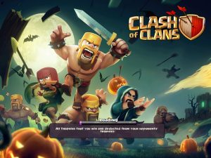 CLASH OF CLANS 13.0.31 APK Latest + Mod Download Android