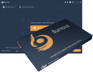 Aiseesoft Burnova Crack + License Key Freee Download
