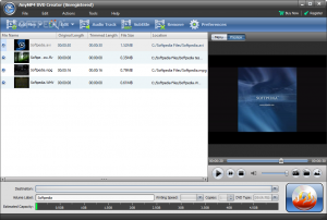 AnyMP4 DVD Creator 7 Crack+Premium Key Free Download