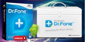 Wondershare Dr.Fone 10.5.0 Crack + Serial Number Full Free 2020