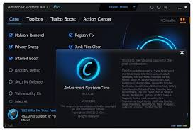 Advanced SystemCare Crack + Serial Key Full Version Free Download
