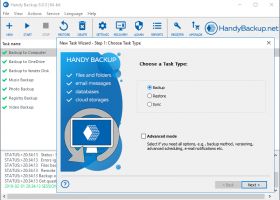 Handy Backup 8 Crack+ Serial Key Free Download