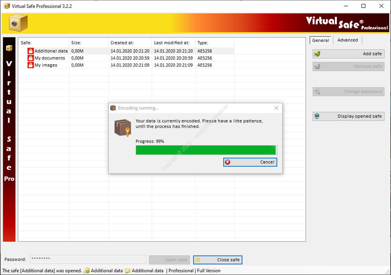 Virtual Safe Professional 3.3.0.0 Crack+License Key Free Download