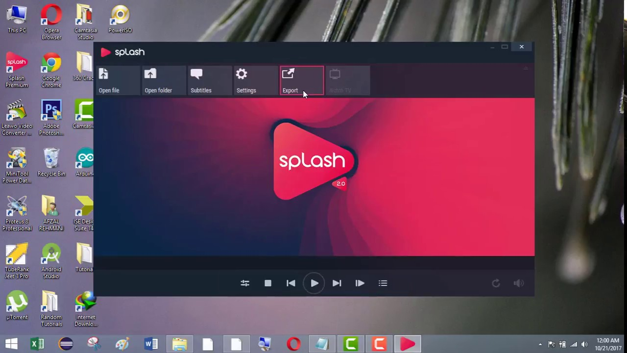 Mirillis Splash 2.7.0 Crack With Lifetime Key Full Version Free Download